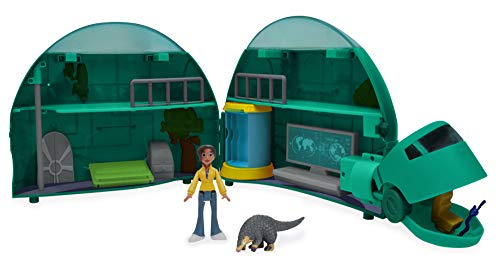 (Wild Kratts Tortuga Playset 2018 - Large Play Set with New Figures - Ages)