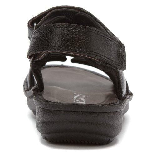Alegria Mens Angler Sandals Black Tumble pG1hZvlT