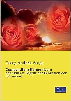 Book Compendium Harmonicum