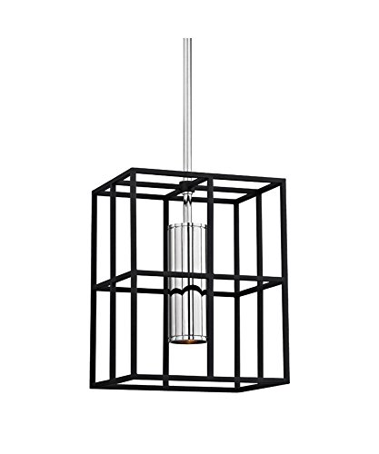 Solaris 1 Light Pendant (Hudson Valley Lighting 4140-PN One Light)