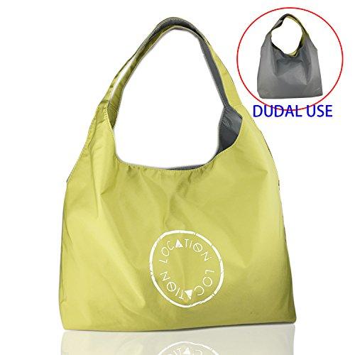 Top Handle Bag, Ulike.it Stylish Dual-use Tote Bag for Women – Portable Shoulder Bag- Women Handbag Comfortable, Waterproof and Spacious (Dual Use Handbag)