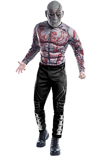 Drax the Destroyer Guardians of the Galaxy Men's Costume