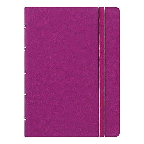 Filofax Notebook, Pocket Size, 5.5 x 3.5 inches,  Fushia (B115005U)