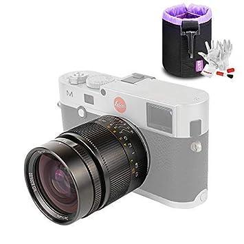 6aeab5b704b8 7artisans 28mm F1.4 Große Blende Vollformat Manuelle feststehende Objektiv  für Kameras der Leica M