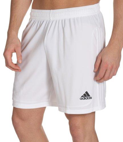 adidas Men's Toque Short (White, Small)