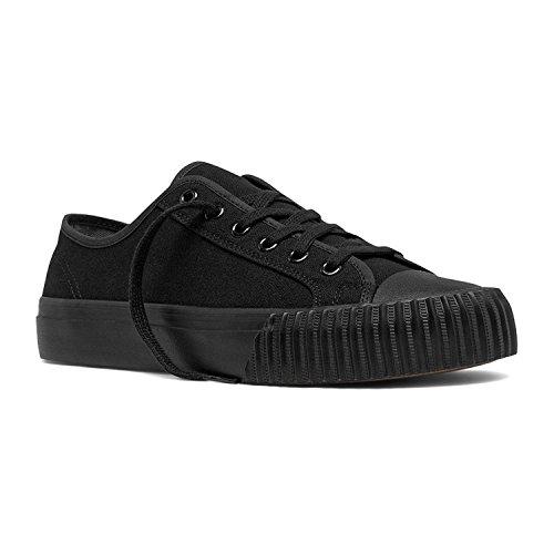 PF Flyers Men's Center Lo Fashion Sneaker (10.5 D(M) US) Black