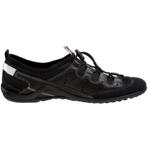 Sneaker ECCO Black Women's Toggle II Vibration Black wqfq4SI