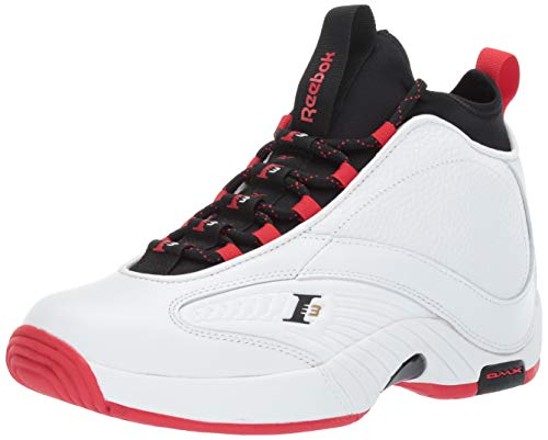 Reebok Men's Answer IV.V Cross Trainer White/Primal red/Black 7.5 M US