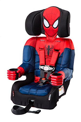 Kidsembrace Spiderman Combination Booster Car Seat