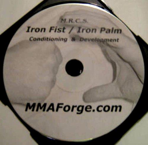 Iron Fist & Iron Palm MMA Mixed Martial Arts Training Conditioning & Development DVD Video Iron Palm Conditioning