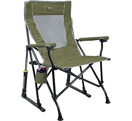Excellent Gci Outdoor Roadtrip Rocker Chair Loden Green Cjindustries Chair Design For Home Cjindustriesco