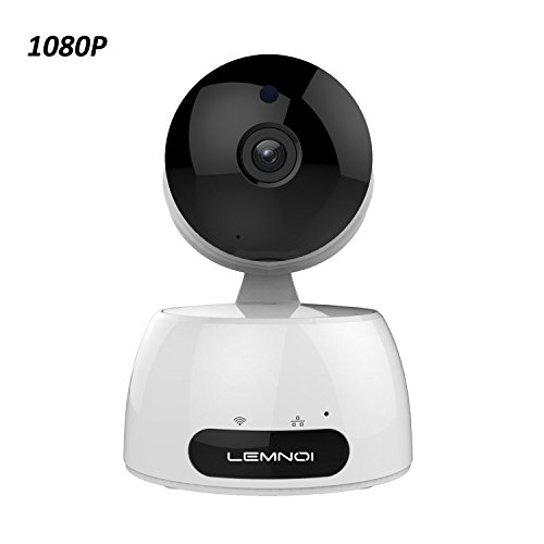 Lemnoi WiFi IP Camera, Wireless Security Camera Indoor Home