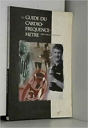 Le Guide Du Cardio Frequence Metre Amazon De Edwards S Fremdsprachige Bucher
