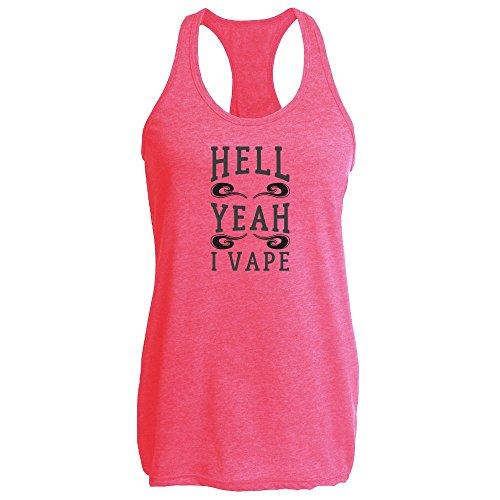 Pop Threads - Camiseta sin mangas - para mujer Heather Fuchsia