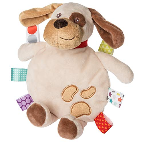(Taggies Sensory Cookie Crinkle Soft Toy, Buddy Dog)
