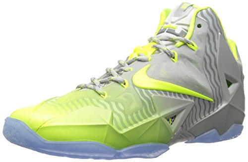 Nike Lebron XI Collection Mens Basketball Trainers Metallic Luster Pl9gV
