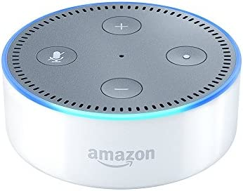 WHITE Smart Assistant 2nd Generation BRAND NEW IN BOX Amazon Echo Dot