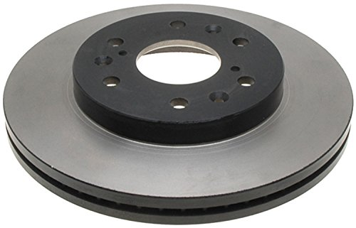 ACDelco 18A1705 Professional Front Disc Brake Rotor - Front Disc Brake Parts