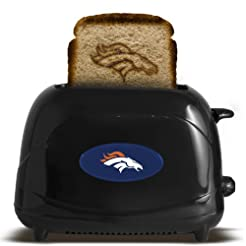 Pangea Brands NFL Black Toasters