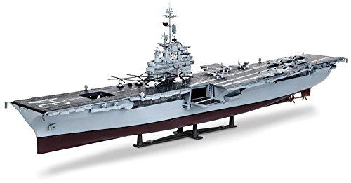 Uss Essex Class - 1/530 USS Oriskany The Mighty O Essex Class Aircraft Carrier (SSP)