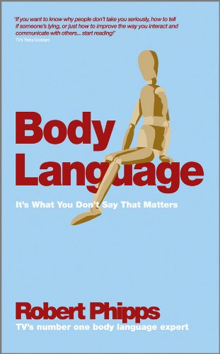Amazon body language its what you dont say that matters body language its what you dont say that matters by phipps fandeluxe Images