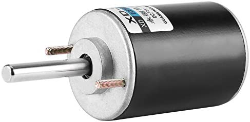 180RPM KONGZIR DC24V 30W Reduction Motor XD3D30-24GN-32S Permanent Magnet Adjustable Speed Reduction Gear Motor