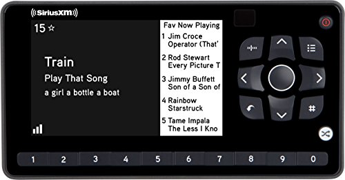 Onyx EZR Satellite Radio with Vehicle Kit - Get 3 Months Free Service with Subscription - SiriusXM SXEZR1V1