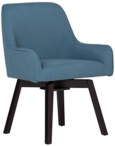 Studio Designs 70149 Spire Swivel Task Chair, (Baltic Wood Floors)