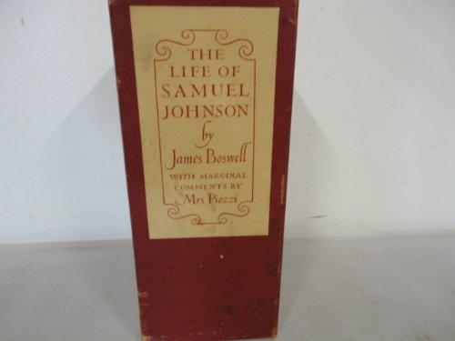 Het leven van Samuel Johnson / druk 1
