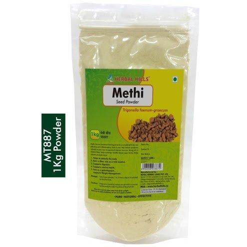 Herbal Hills Methi Seed Powder (Fenugreek) - 1kg
