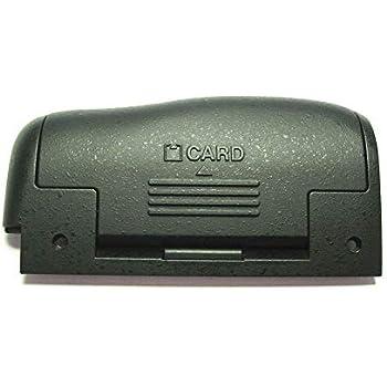Tarjeta Sd Soporte de Metal y Puerta Cámara Cubierta Tapa Tapa para la reparación de cámara Nikon D7000