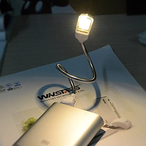 Amazon.com: 1pcs Mini Portable 5730 SMD 3LED 1.5W USB Reading Light Night Lights Ultra Bright Outdoor Camping Fishing Hiking LED Lighting: Baby