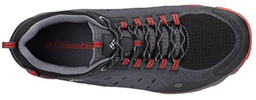 Columbia Men's Conspiracy Razor WP Gray Sneakers 9 M