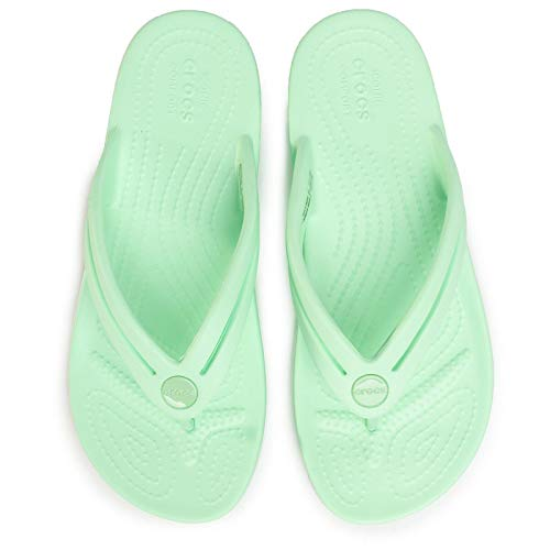 Crocs Women's Crocband Flip Flop | Slip on Water Shoes | Casual Summer Sandal