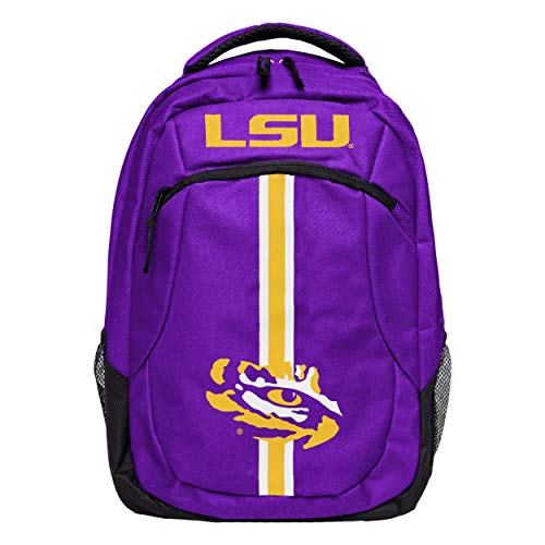 FOCO NCAA LSU Tigers Action BackpackAction Backpack, Team Color, One Size