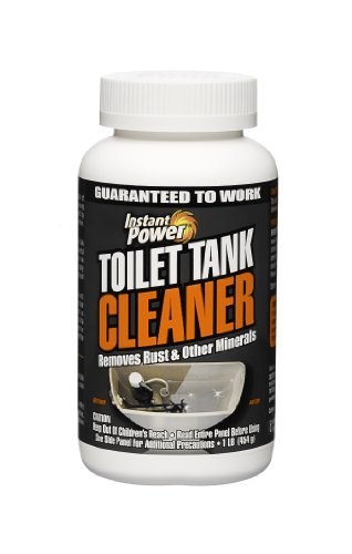 - Instant Power 1806 Toilet Tank Cleaner, 16 oz