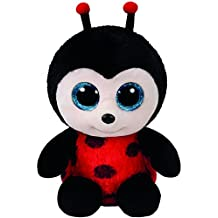 TY Beanie Boos Izzy - Lady Bug Reg Plush
