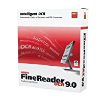 ABBYY FineReader 9.0 Professional (Englisch)