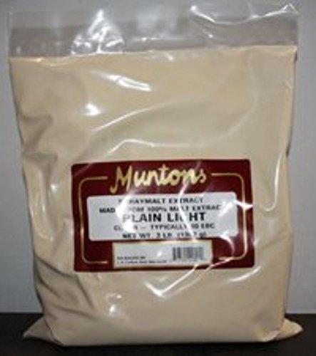 Muntons Plain Light Spray Malt Extract 3 lb.