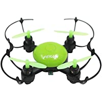 Owill FEILUN FX133 Mini 2.4GHZ 4CH RC Quadcopter Helicopter 360 Degree Rotation Drone/Hand Hold Aircraft (Green)