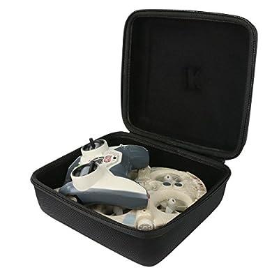 Khanka Hard Case Travel Storage Bag for Air Hogs Star Wars Remote Control Ultimate Millennium Falcon Quad