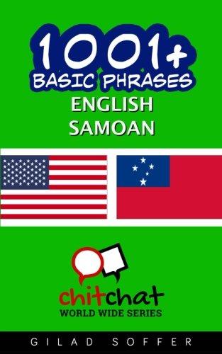 1001+ Basic Phrases English - Samoan (English and Samaritan Edition)...