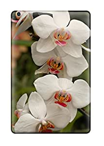 LuisReyes6568776's Shop Hot 4455915K93159966 Protective Case For Ipad Mini 3(white Flowers)