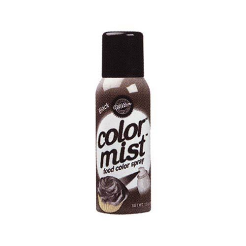 Wilton Black Color Mist