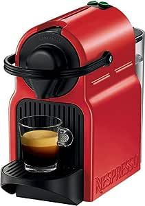 Nespresso C40 Inissia Kapsüllü Kahve Makinesi, Kırmızı