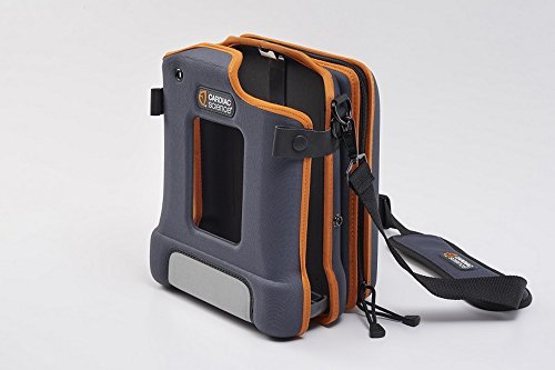 - Cardiac Science XCAAED007A Powerheart G5 Carry Case, Semi-Rigid