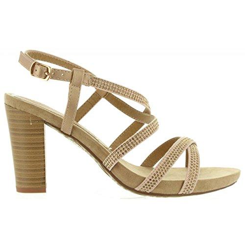 Maria Mare Sandalen Für Damen 66240 C25752 Brush MELOC Schuhgröße 39