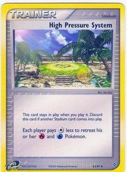 high pressure system ex dragon - 2