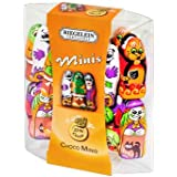 Riegelein Mini Solid Chocolate Foiled Halloween Pillow Box 100g