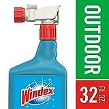 Windex Outdoor Sprayer, Blue Bottle, 32 fl oz